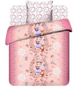 Детское постельное белье «Василек» бязь ВВ016