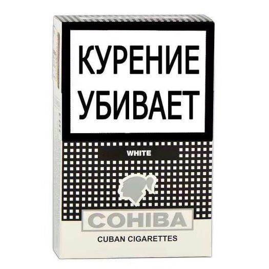 Сигареты Cohiba White