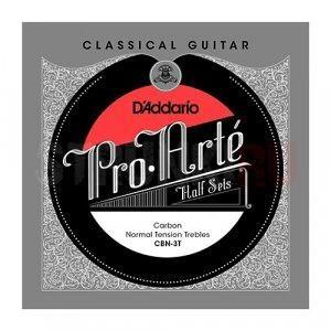 D'ADDARIO CBN-3T Струны для классич. гитары (3 стр.)