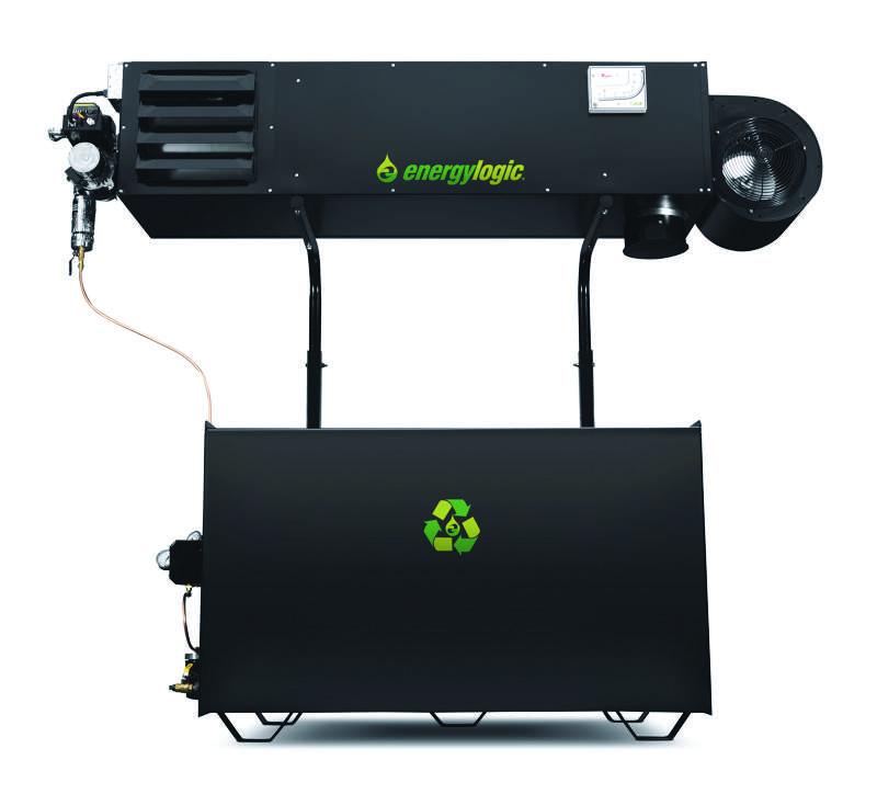 Воздухонагреватель EnergyLogic EL 350H-S (EL 340H)