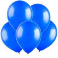 """Шарики пастель синие 12"""""""