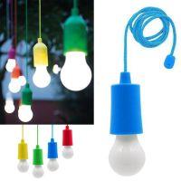 Светодиодная лампочка на шнурке Led Stretch Switch Light, цвет синий (1)