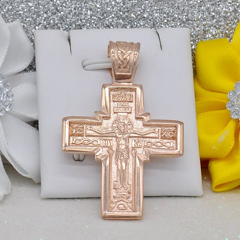 Православный крестик Арт. Ку216