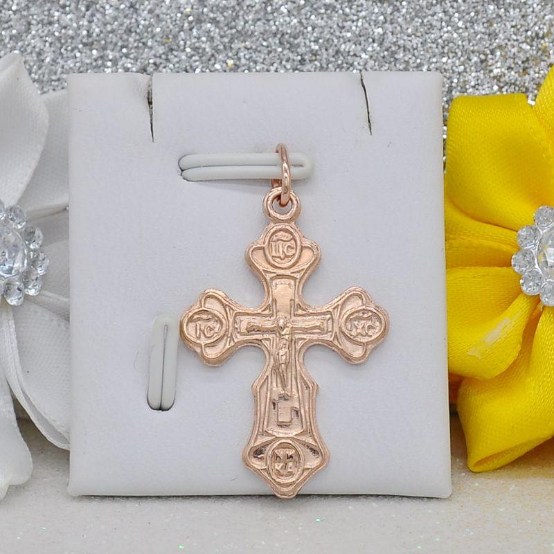 Православный крестик Арт. Ку072