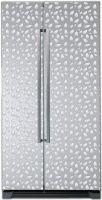 Наклейка на холодильник - Серебряный дождь | магазин Интерьерные наклейки