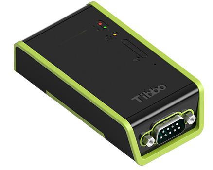 Tibbo DS1100, конвертер RS232/ethernet, шт
