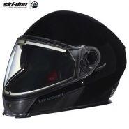 Шлем Ski-Doo Oxygen - Чёрный (с подогревом)
