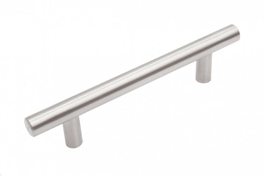 Мебельная ручка современная 96 мм AGENT RR007SST.5/96