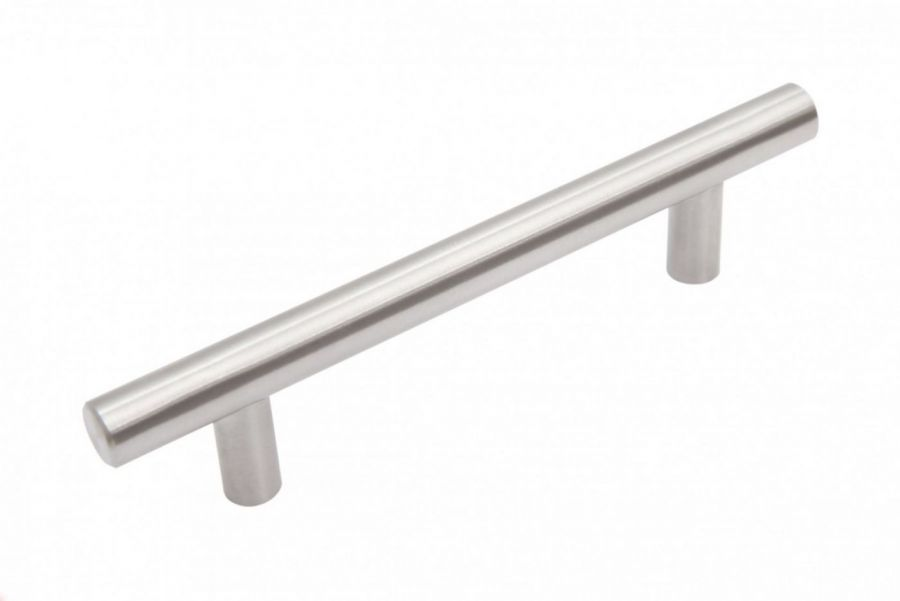 Мебельная ручка современная 145 мм AGENT RR007SST.5/96