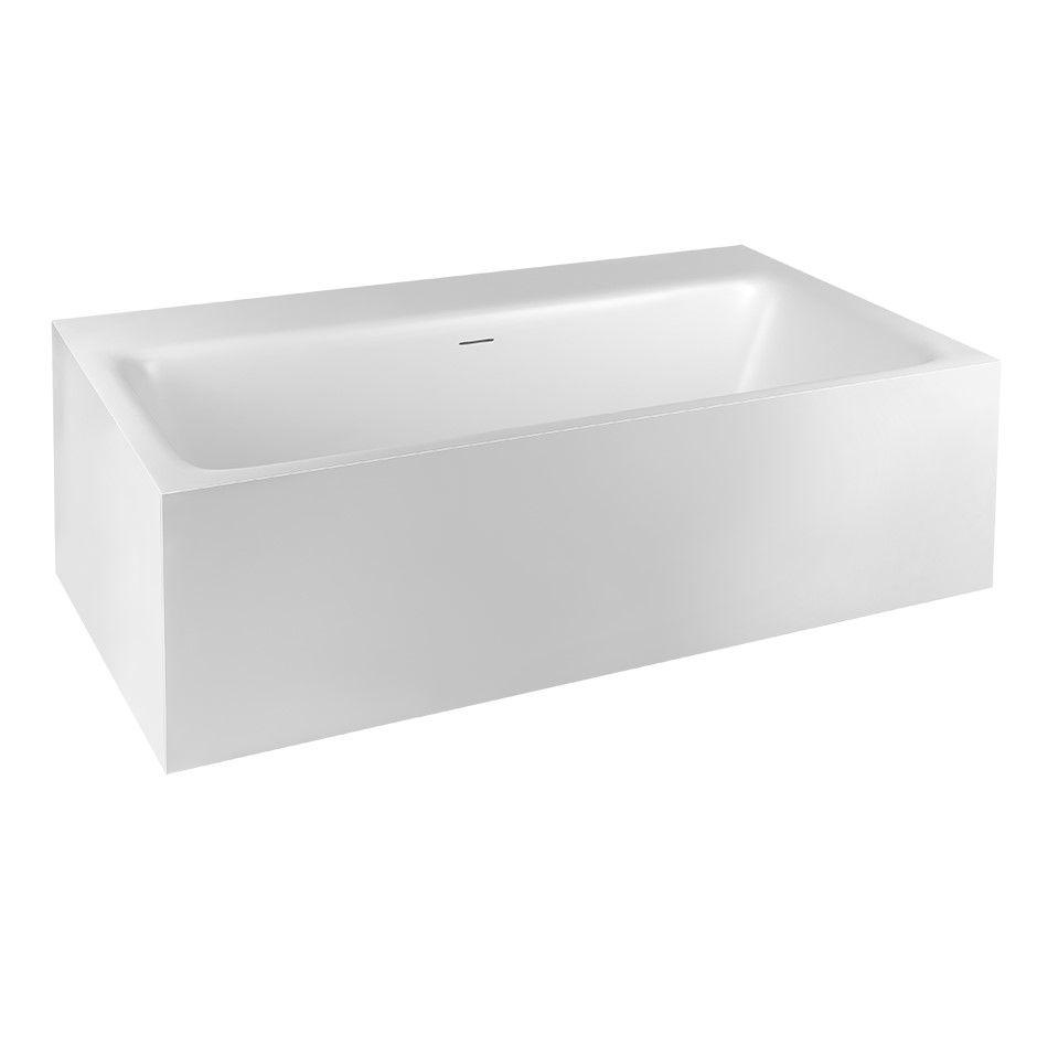 Композитная ванна Gessi Rettangolo 37594 180x100 ФОТО