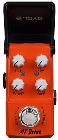"""JOYO JF-305 """"AT Drive"""" (Overdrive) Гитарная педаль эффектов"""