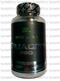 Epic Labs Quadro Pro 60 капсул