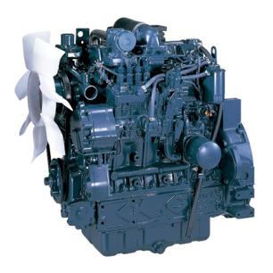 Дизельный двигатель Kubota V3300