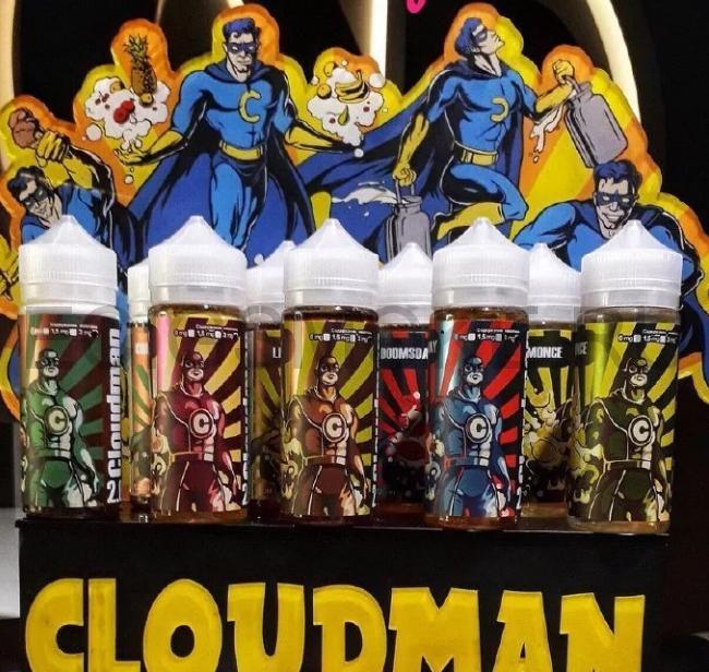 CLOUDMAN 2.0 120 мл