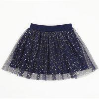 Фатиновая юбка для девочек 2-5 лет Bonito со звездочками
