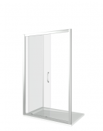 Душевая дверь BAS LATTE WTW-110-C-WE