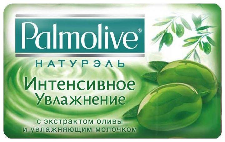 Мыло Палмолив 90г Натурэль Интенсивное увлажнение Молоко и олива