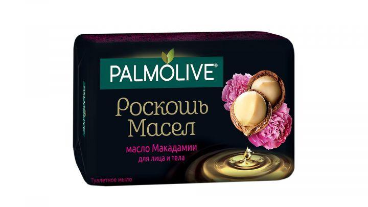Мыло Палмолив 90г Роскошь Масел Макадамия фн