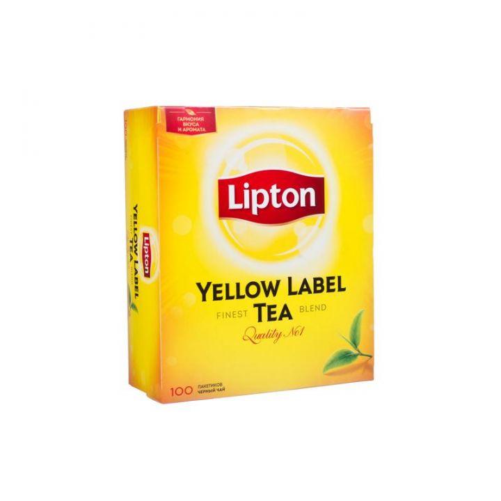 Чай Липтон 100пак.*2г