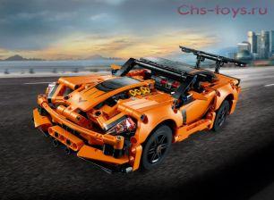 Конструктор Lari Chevrolet Corvette ZR1 11299 ( 42093) 579 дет
