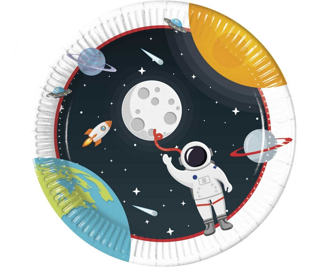 Тарелки Открытый Космос