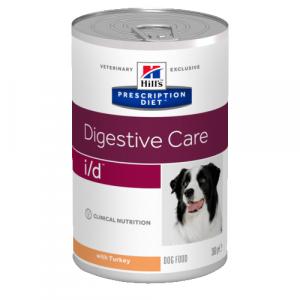 Консервы HILL's DIET I/D  диета для собак всех пород при нарушении пищеварения 360гр