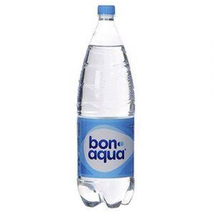 Вода Бон Аква с газом 1л
