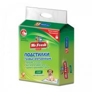 Mr.Fresh Expert Start 60х60 Пеленки д/приучения к месту (12 шт)