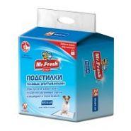 Mr.Fresh Expert Regular 60х60 Пеленки д/ежедневного применения (24 шт)