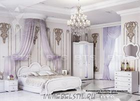 Спальня Филадельфия МДФ
