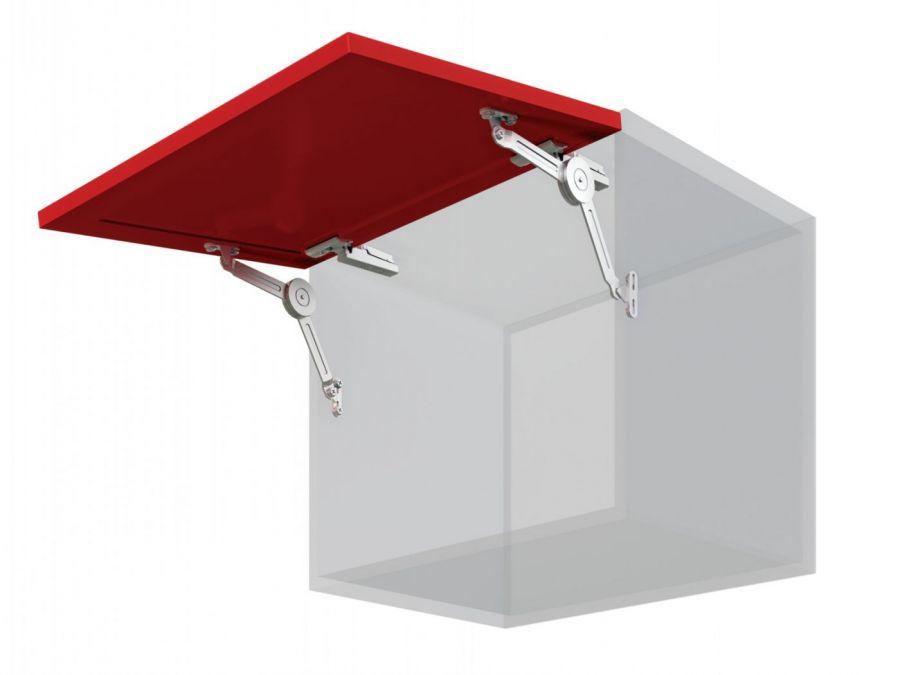 Антресольная мебельная петля MK02