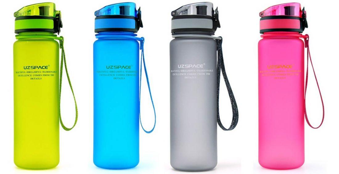 Бутылка для воды UZSPACE 3037 650мл