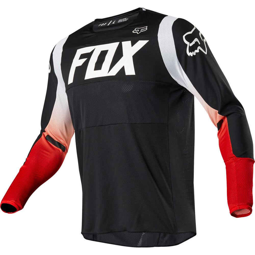 Fox - 2020 360 Bann Black джерси, черное