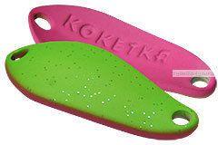 Блесна колебалка SV Fishing Koketka (безбородый) 2,6 гр / 25 мм / цвет: FL20