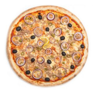 Пицца из тунца 700г
