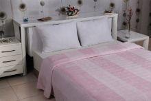Плед PALMA 160x220 (розовый) Арт.5095-5
