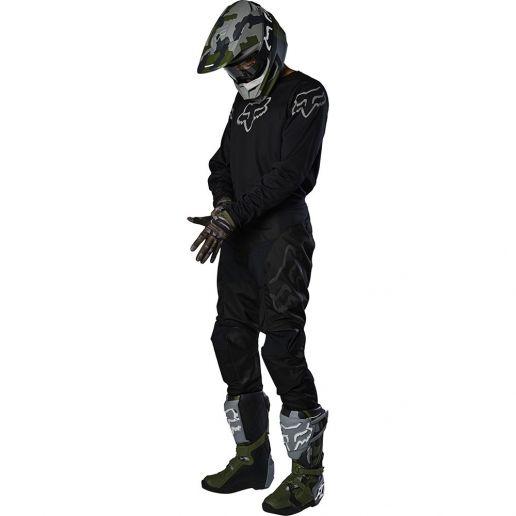 Fox - 2020 180 Prix Black/Black комплект джерси и штаны, черный