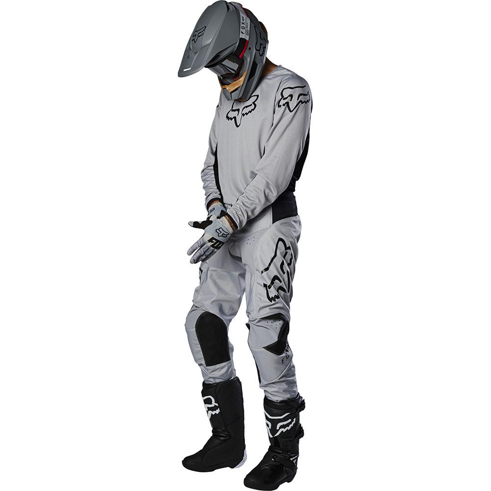 Fox - 2020 180 Prix Grey комплект джерси и штаны, серый