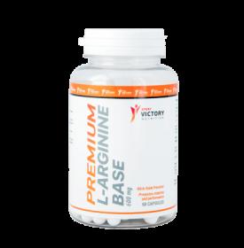 Premium L-Arginine Base от Sport Victory Nutrition 90 капc