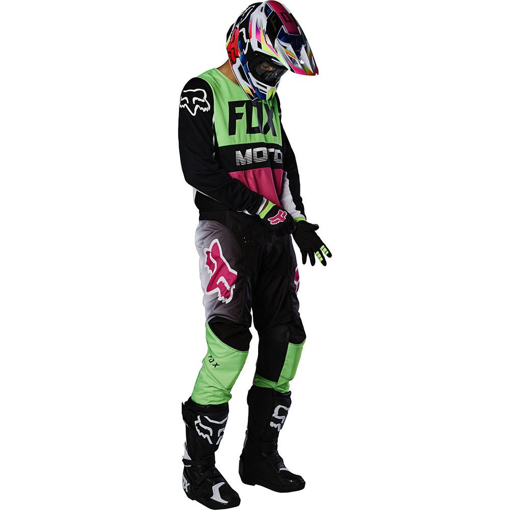 Fox - 2020 180 Fyce Multi комплект джерси и штаны