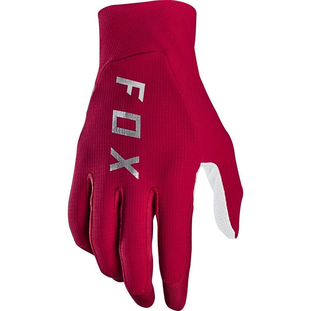 Fox - 2020 Flexair Flame Red перчатки, красные
