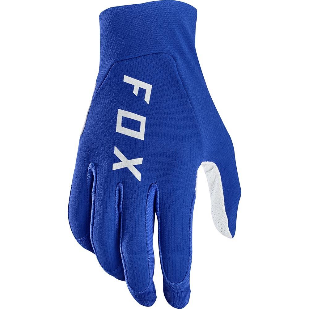 Fox - 2020 Flexair Blue перчатки, синие