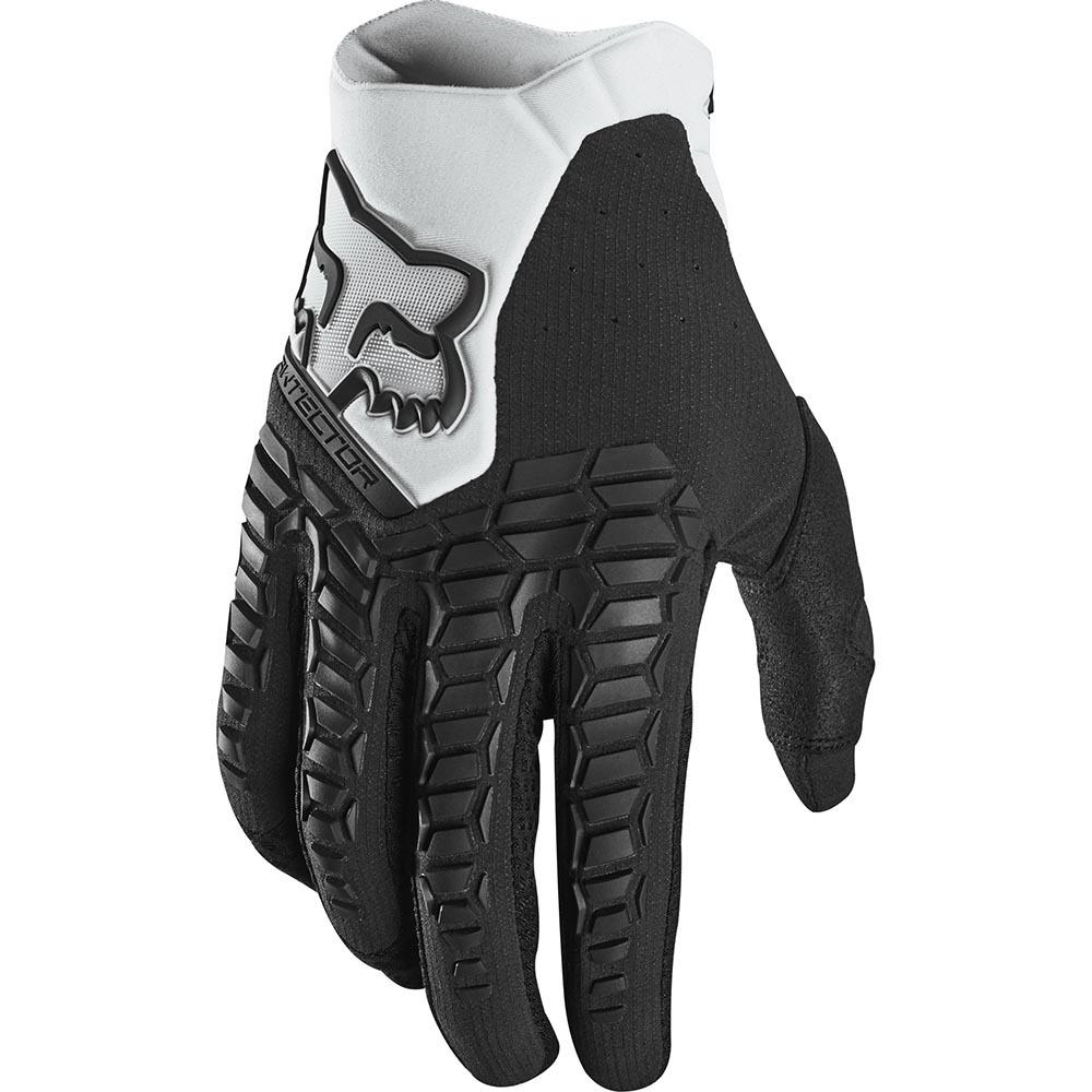 Fox - 2020 Pawtector Light Grey перчатки, серые