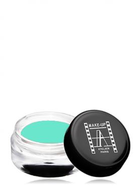 Make-Up Atelier Paris Gel Color Waterproof CGT Turquoise Краска гелевая водостойкая бирюзовый