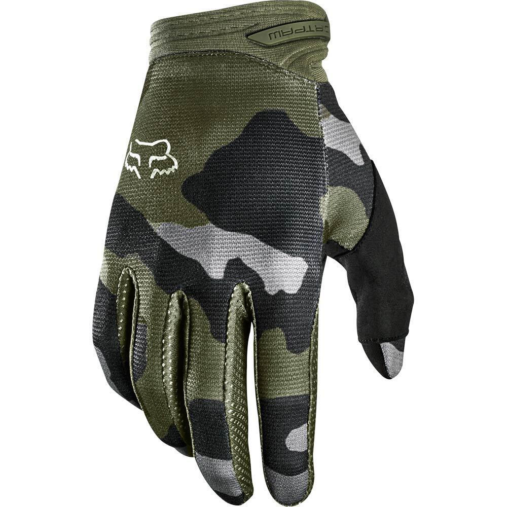 Fox - 2020 Dirtpaw Prizm Camo перчатки, камуфляж