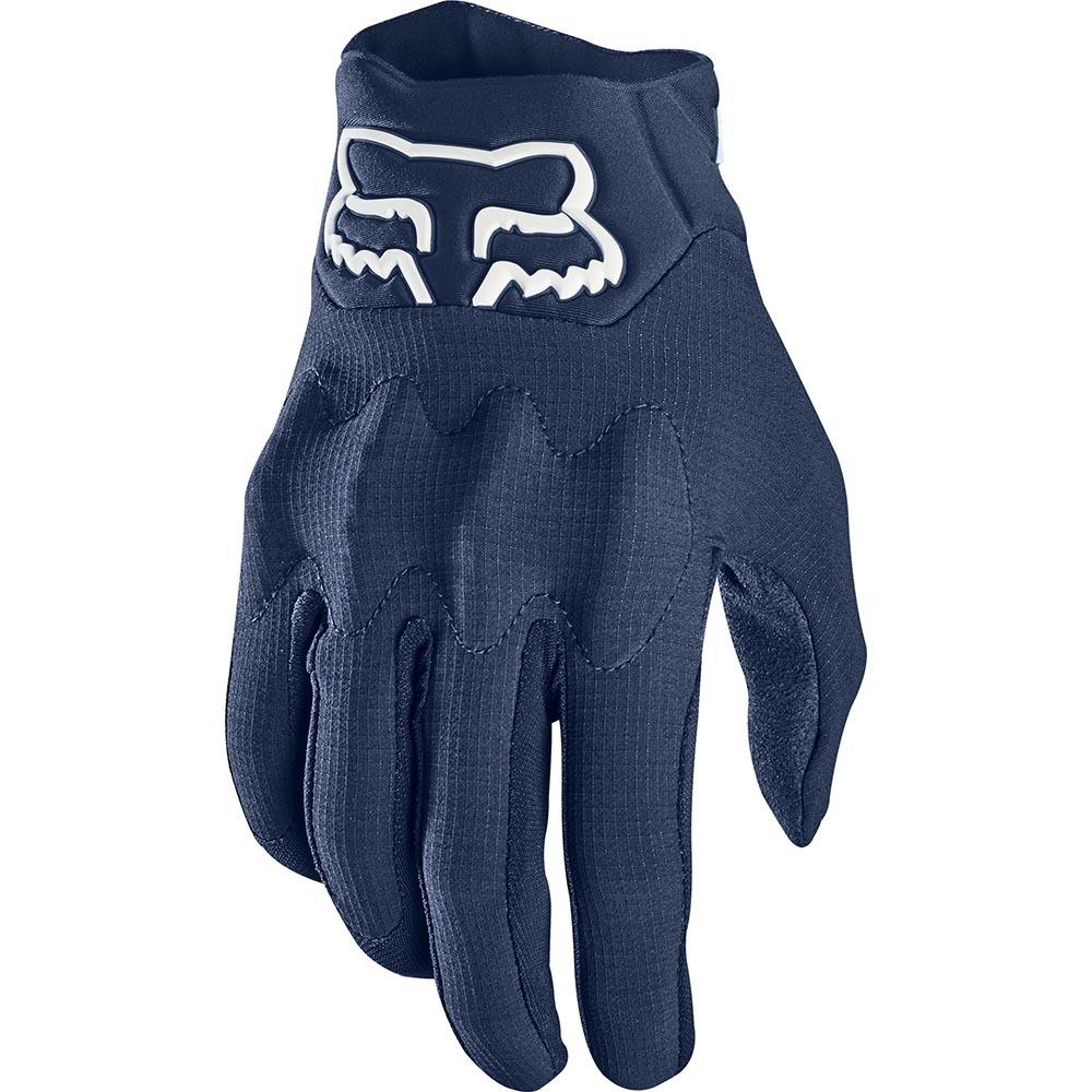 Fox - 2020 Bomber LT Navy перчатки, синие