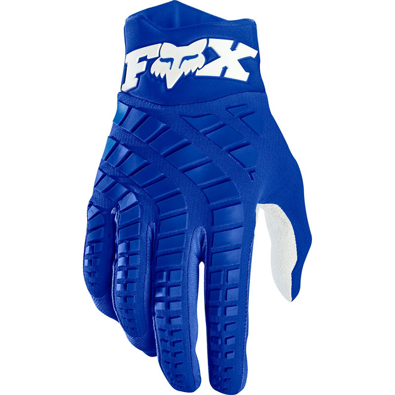 Fox - 2020 360 Grav Blue перчатки, синие