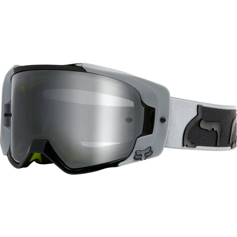 Fox - 2020 Vue Dusc Light Grey очки серые, зеркальная линза
