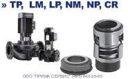 Торцевое уплотнение для насосов  Grundfos CR 3-9  . A FGJ-A-E  HQQE  12mm Sic/Sic/EPDM (HQQE)