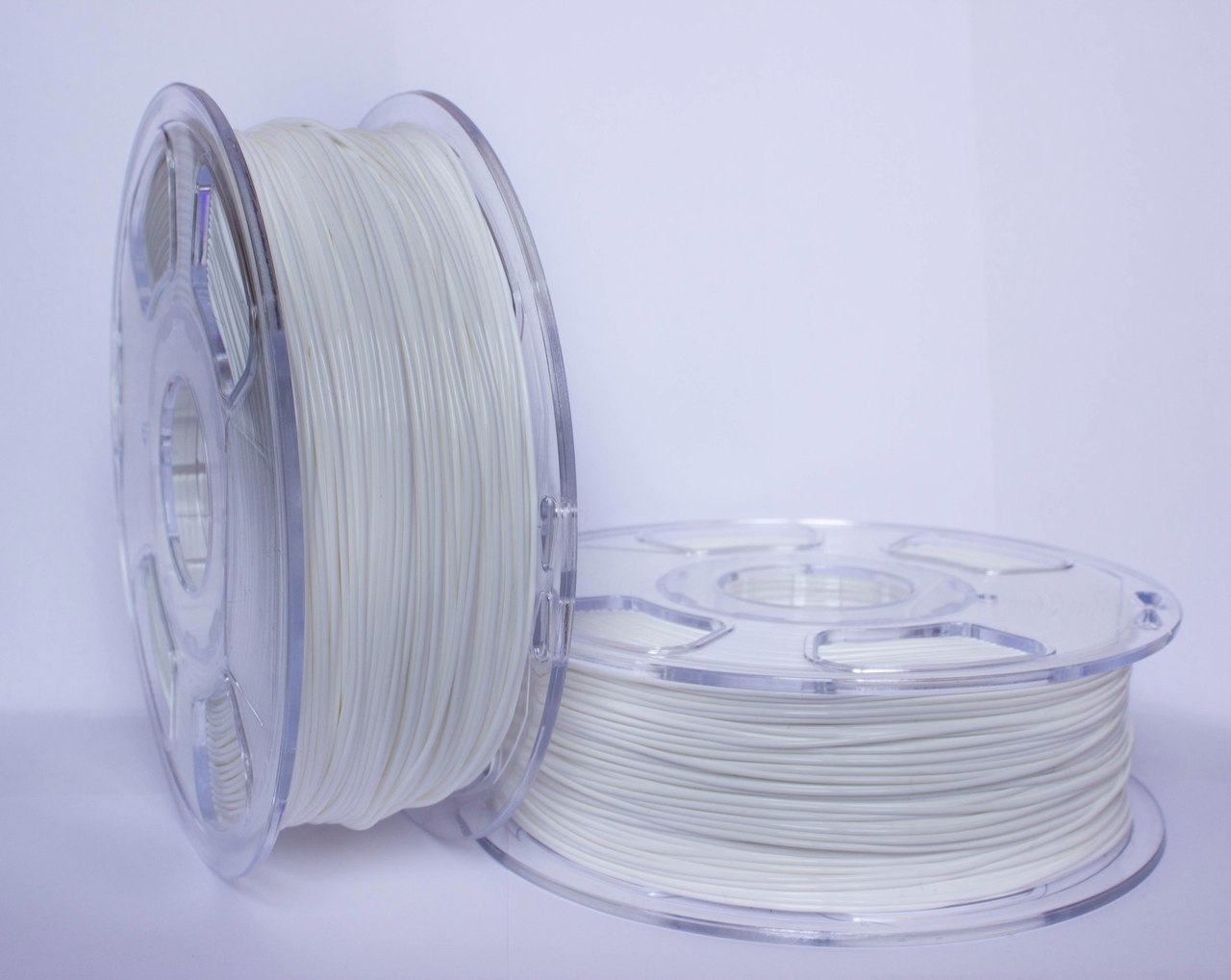GF PLA SNOW FLAKE / БЕЛЫЙ 1.75  1кг
